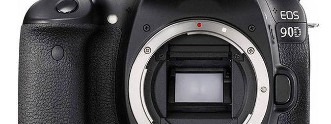 Rumors | Canon 90D: nuove specifiche