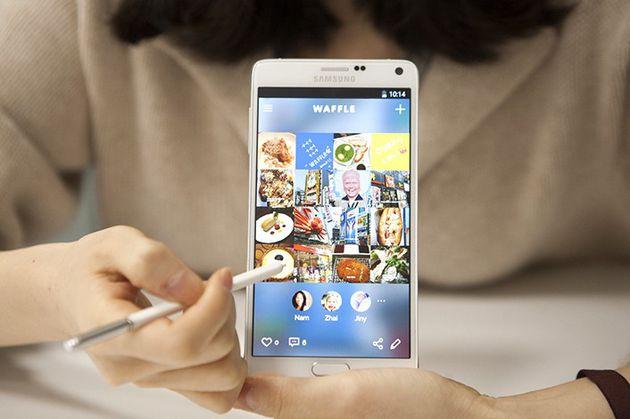 Samsung Waffle