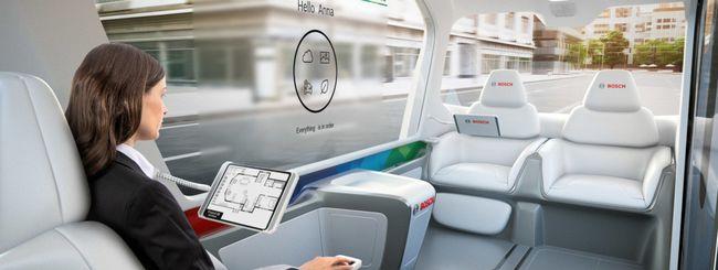 CES 2019: Bosch, dalla guida autonoma all'IoT