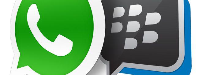 Facebook compra WhatsApp e BlackBerry festeggia