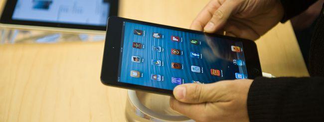 Il primo iPad Mini scompare dal sito Apple