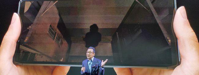 Sony Xperia 1: il cinema arriva nelle nostre mani