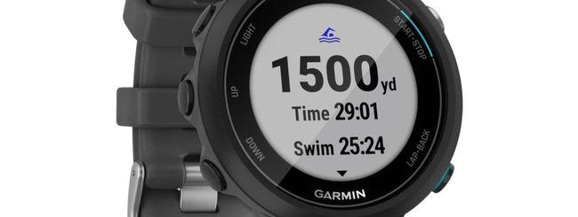 Garmin Swim 2, lo smartwatch per il nuoto