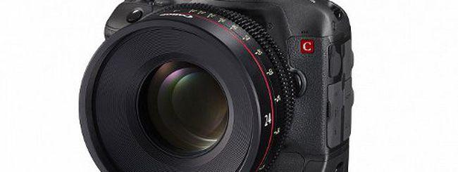 Canon EOS C, nuova reflex in arrivo