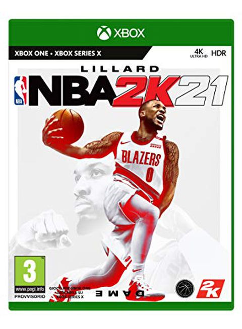 Nba 2K21 (Standard Plus Edition, Xbox One)