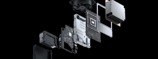 Xbox Series X, svelate le specifiche tecniche