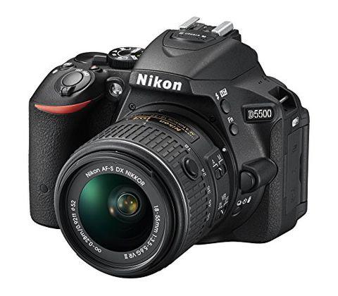 Nikon D5500 + Nikkor 18-55 VR