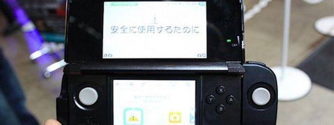Circle Pad Pro per Nintendo 3DS a gennaio con Resident Evil: Revelations