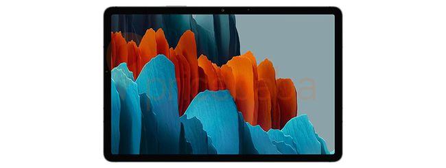 Samsung Galaxy Tab S7, svelate le specifiche?