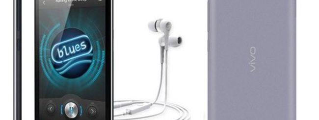 BBK Vivo X1, lo smartphone più sottile al mondo