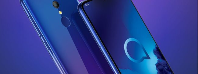 MWC 2019: Alcatel 3, 3L, 1S e il tablet 3T 10