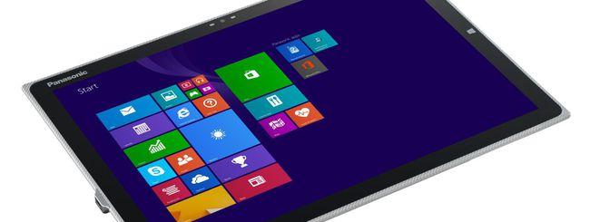 Panasonic Toughpad 4K, nuovo tablet da 20 pollici