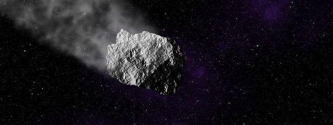 Hayabusa 2, la sonda atterra sull'asteroide Ryugu