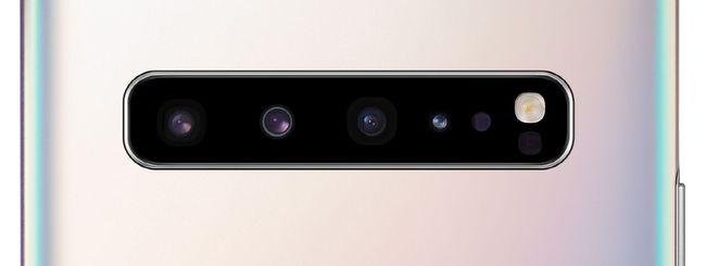 Samsung Galaxy S10 5G, fotocamere ottime
