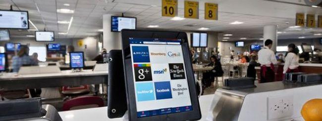 OTG, 7.000 nuovi iPad negli aeroporti