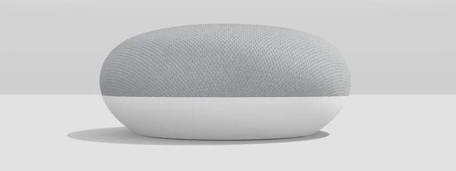 Evento Google: Google Home Mini e Home Max