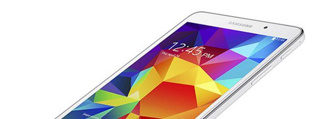 Samsung annuncia i nuovi tablet Galaxy Tab4