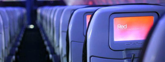 Virgin America porta Android a bordo degli aerei