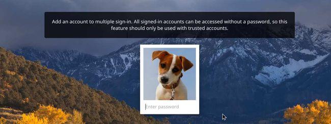 Chrome OS migliorerà la gestione di più profili
