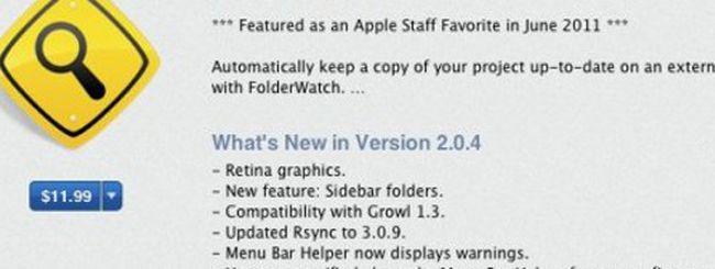 Mac Retina Display confermati su Mac App Store