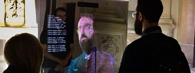 Neural Mirror, lo specchio che riflette la tua IA
