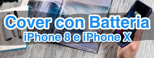 Cover con Batteria iPhone 8 e iPhone X: i migliori prodotti 2019