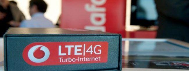 Vodafone, al via la sperimentazione LTE negli stadi italiani