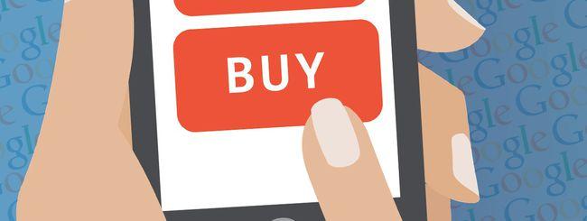 """Il pulsante """"Buy"""" di Google contro eBay e Amazon"""