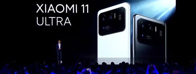 Xiaomi presenta Mi 11, disponibile in cinque versioni!