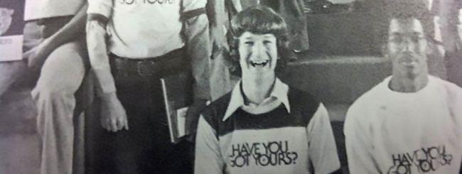 Com'era Tim Cook da giovane?