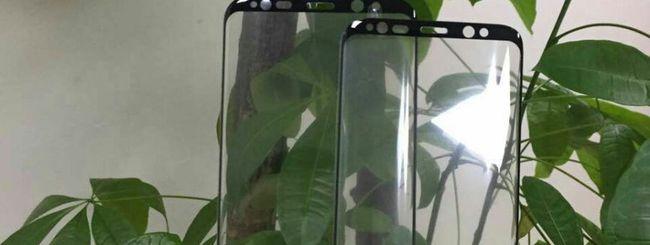Samsung Galaxy S8, due cover svelano il design