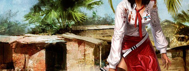 Dead Island presenta il personaggio di Xian Mei