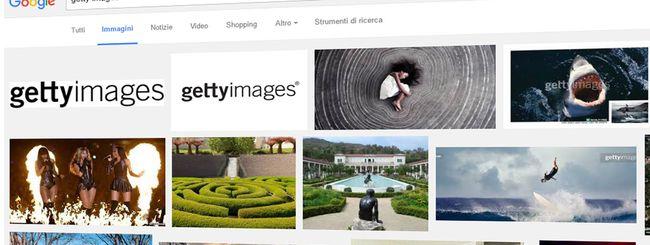 Getty Images punta il dito contro Google, di nuovo