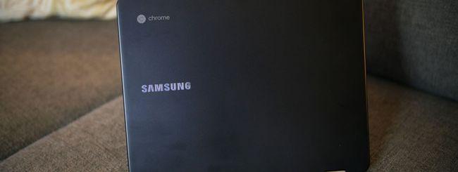 Samsung lavora ad un nuovo Chromebook