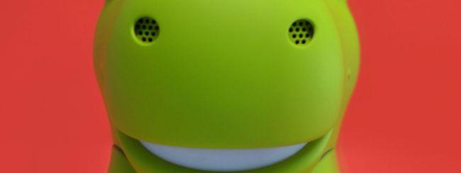 Green Dino, il dinosauro con la voce di Watson