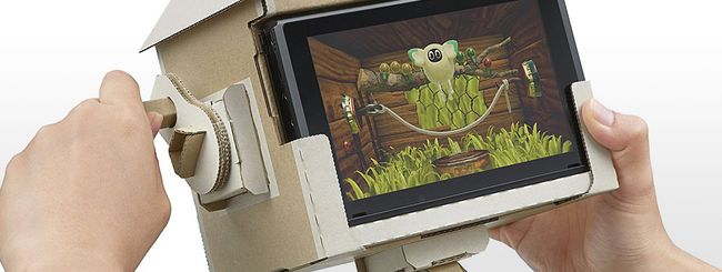 Nintendo Labo è già in pre-ordine su Amazon