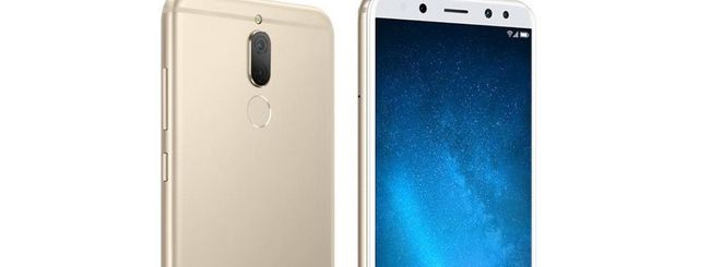 Huawei Maimang 6, versione cinese del Mate 10 Lite