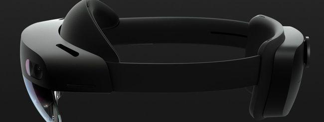 MWC 2019, Microsoft annuncia HoloLens 2