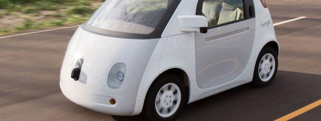 Google self-driving car e guida autonoma simulata