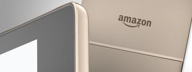 Amazon Kindle Oasis, letture in oro e champagne
