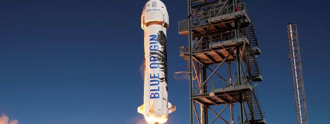 Blue Origin batte SpaceX nel riciclare i razzi