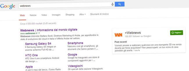 Google conferma il restyling delle SERP