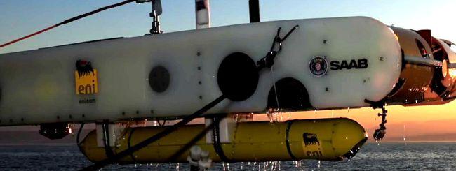 Clean Sea: drone autonomo, sentinella del mare