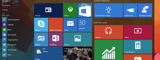 Windows 10, la prima patch conterrà 1 GB di fix