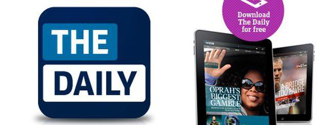 The Daily: prima immagine per il progetto iPad di Jobs e Murdoch