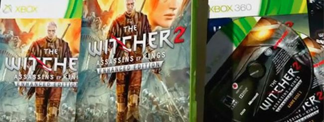 The Witcher 2 su Xbox 360, Dark Edition esaurite in pre-ordine
