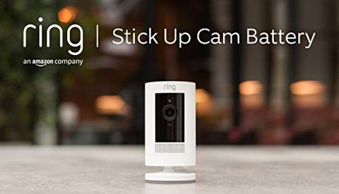 Ring Stick Up Cam Battery di Amazon