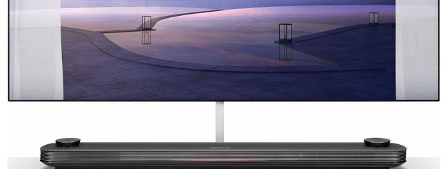 Da LG le TV OLED 4K con intelligenza artificiale