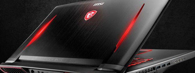GeForce GTX 1650 e Core i7-9750H sui prossimi MSI