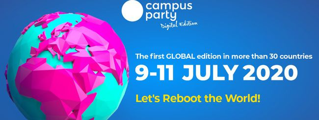 Campus Party Digital Edition, tema Reboot the World